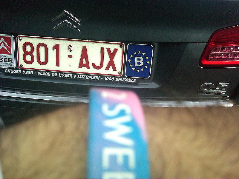 Brussels - M.B.