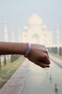Taj Mahal, Agra, India - M. & H.B.