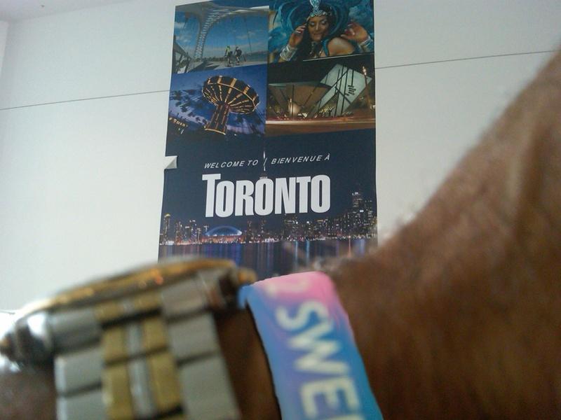 Toronto, Canada - M.B.