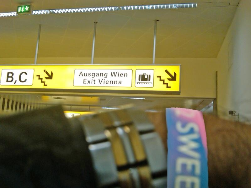 Vienna, Austria - M.B.