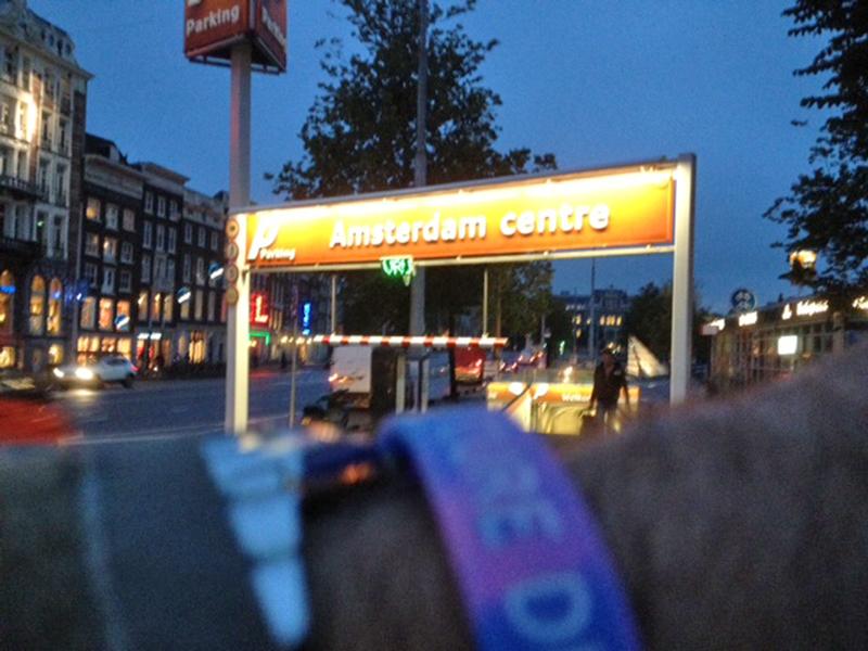 Amsterdam, Holland - M.B.
