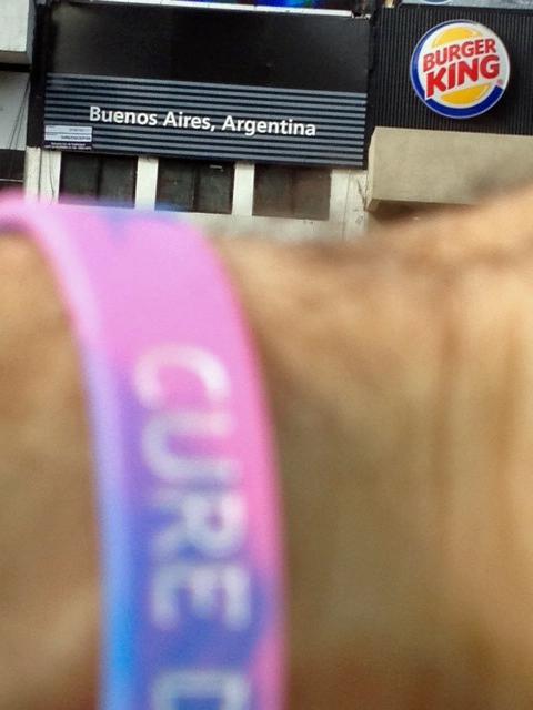 Buenos Aires, Argentina - M.B.