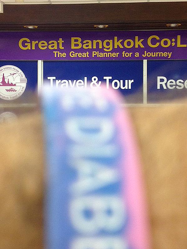 Bangkok, Thailand - M.B.