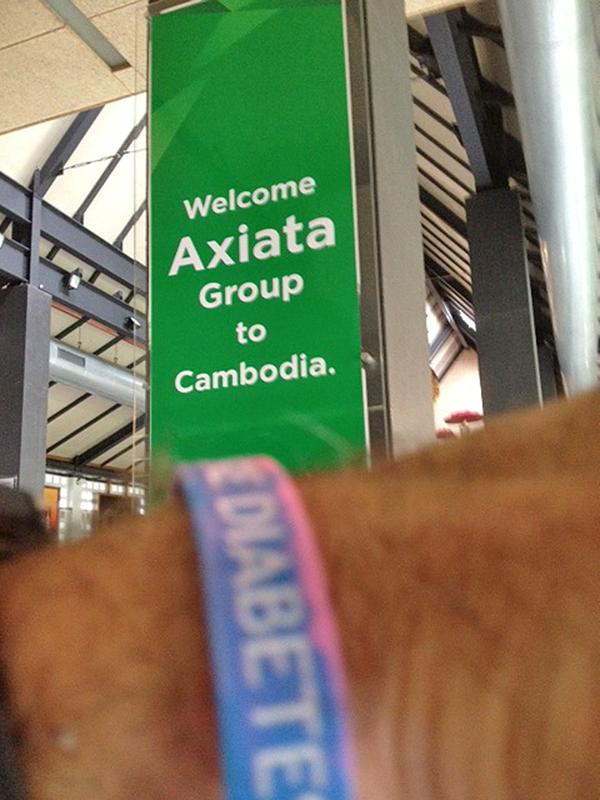Cambodia - M.B.