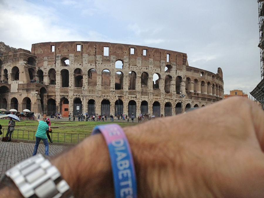 Rome, Italy - M.B.