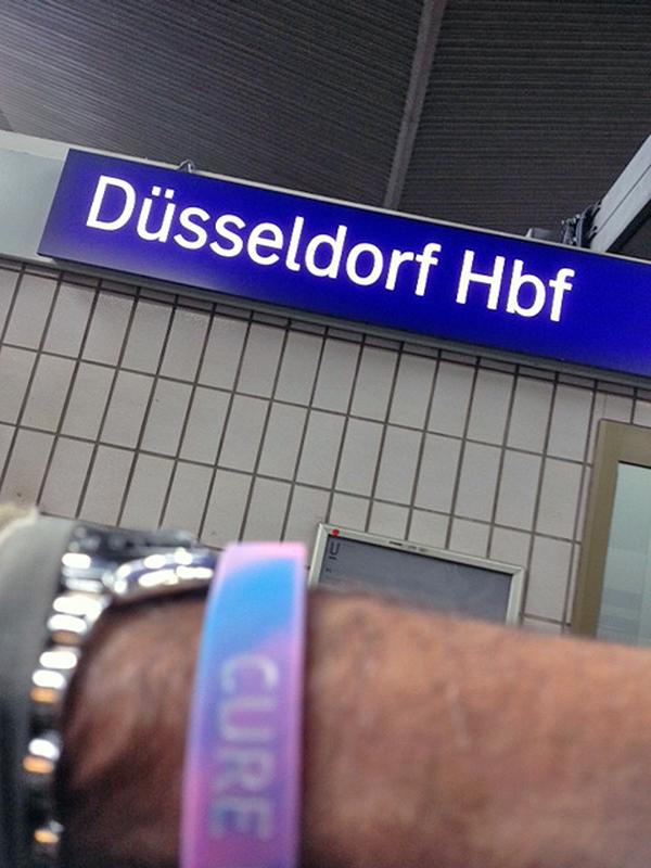 Dusseldorf, Germany - M.B.