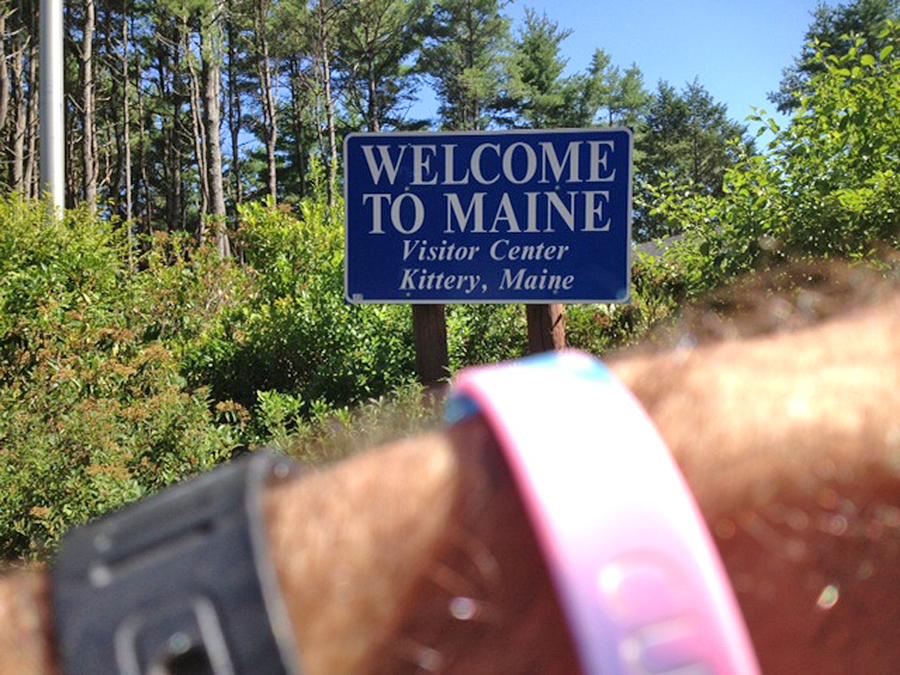 Maine - M.B.