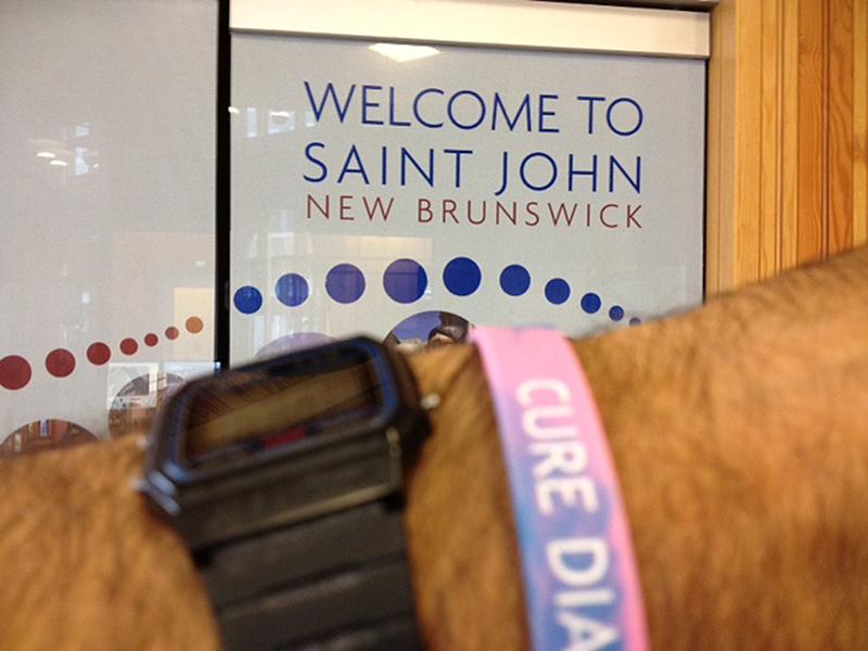 New Brunswick, Canada - M.B.