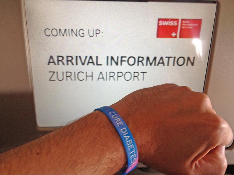 Zurich, Switzerland - G.C.